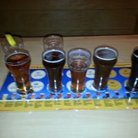 Photo taken at Pyramid Alehouse Brewery by Darin M. on 1/7/2013