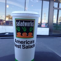 Photo taken at Saladworks by Michael S. on 4/24/2014
