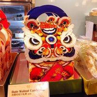 Photo taken at Sheng Kee Bakery by Tohru K. on 1/20/2014