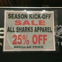 Photo taken at Hockey-X Superstore by Nolan on 1/22/2013