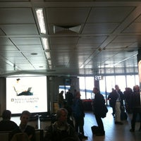 Photo taken at Gate C12 by Babak on 4/15/2013