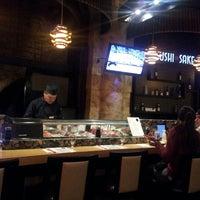 Photo taken at Sushi Sake by Charles S. on 12/19/2013