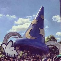 Photo taken at Disney's Hollywood Studios by Bruno M. on 10/10/2013