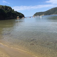 Photo taken at Spiaggia di Lacona by Marcielli R. on 6/21/2015