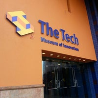 Photo taken at The Tech Museum of Innovation by Melissa H. on 2/16/2013