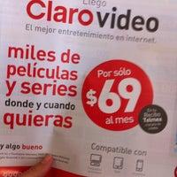 Photo taken at Telmex Camarones by Lucye R. on 2/1/2013