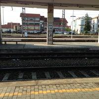 Photo taken at Stazione Chivasso by Elena L. on 6/10/2013