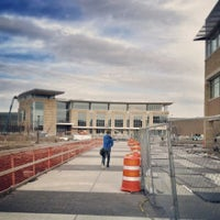 Photo taken at Madison Area Technical College by Patrick O. on 4/23/2013