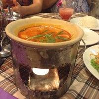 Photo taken at Chang Erawan Restaurant by Larissa K. on 8/15/2013