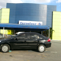 Photo taken at Carrefour by Rogério [. on 3/12/2013