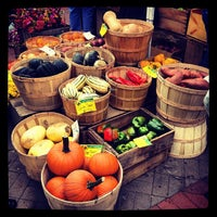 Photo taken at Copley Square Farmer's Market by Andrea W. on 9/21/2012