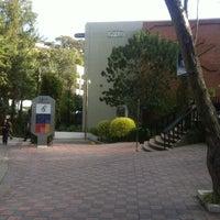 Photo taken at Universidad Galileo by Emily E. on 1/14/2013