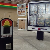 Photo taken at Taco Bell by Frank T. on 12/22/2012