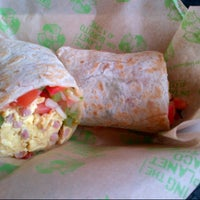 Photo taken at Baja Fresh Mexican Grill by Harry Y. on 2/19/2013