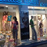 Photo taken at Kalimeratzis Underwear center Χαλάνδρι by Socrates S. on 3/20/2014