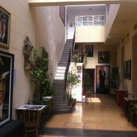 Photo taken at Museo Casa Carlos Gardel by Simón S. on 2/1/2013