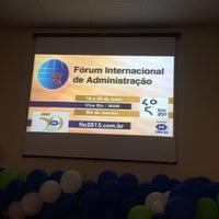 Photo taken at Universidade Estácio de Sá by Marcelo S. on 3/17/2015