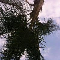 Photo taken at Parque Esmeralda by Romel J. on 1/17/2013