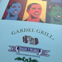 Photo taken at Gardel Grill (Cafe del Arrabal) by Gabito R. on 12/19/2013