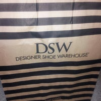 Photo taken at DSW Designer Shoe Warehouse by Sandy M. on 11/17/2013