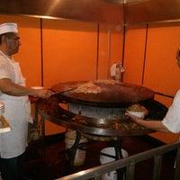 Photo taken at Yuan Palace Mongolian BBQ by Shashin W. on 6/29/2013