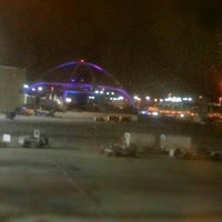 Photo taken at Terminal 1 by Stephen P. on 10/22/2012