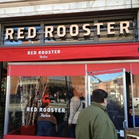 Photo taken at Red Rooster by Brent R. on 12/30/2012