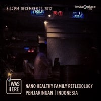 Photo taken at Nano Healthy Family Reflexology by afree j. on 12/23/2012
