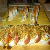 Photo taken at Nobu Sushi by Adriana B. on 1/22/2013