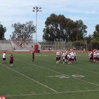 Photo taken at Laguna Beach High School by Al B. on 8/31/2013