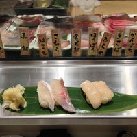 Photo taken at 魚がし日本一 新橋日比谷口店 by kenji o. on 4/3/2013
