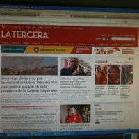 Photo taken at Medios Digitales Grupo Copesa by Nikolay S. on 1/8/2013
