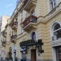 Photo taken at Belgrade City Hotel by Yeşim Z. on 10/5/2014