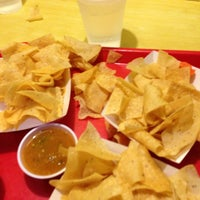 Photo taken at Mama Margies Mexican Restaurant by Mario F. on 3/1/2013