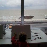 Photo taken at Turner Contemporary by Lucsia L. on 10/13/2013