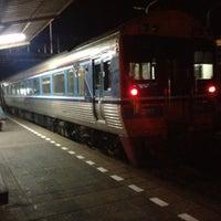 Photo taken at สถานีรถไฟสุราษฎร์ธานี (Surat Thani) SRT4239 by pan..chiw on 1/27/2013