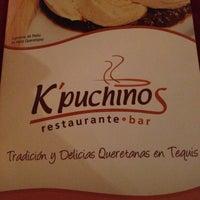 Photo taken at Kpuchinos by Alberto V. on 1/14/2013
