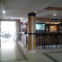 Photo taken at Hotel Las Lomas by Toni P. on 5/14/2013