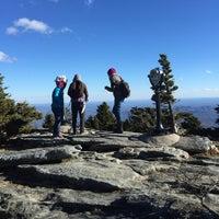Photo taken at Grandfather Mountain by Ryan M. on 1/22/2015