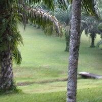 Photo taken at Lapangan Golf Bajubang by Aris E. on 12/2/2013