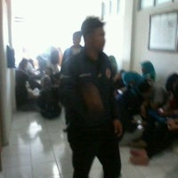 Photo taken at Fakultas MIPA by Mhaq R. on 1/31/2013