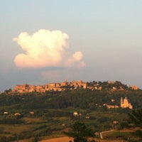 Photo taken at Montepulciano by Ben Fatma M. on 7/15/2013
