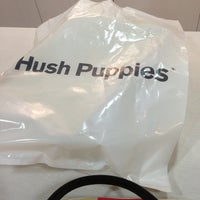 Photo taken at Hush Puppies by Rismaristy on 4/11/2013