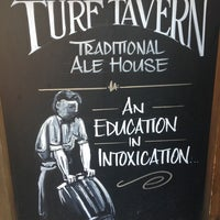 Photo taken at The Turf Tavern by Tomas M. on 7/7/2013