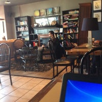 Photo taken at Emerald City Coffee by Mark M. on 4/24/2013