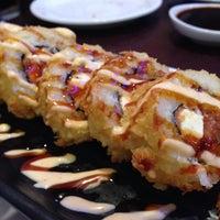 Photo taken at Newport Fusion Sushi by Karen on 11/15/2014