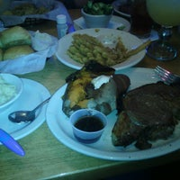 Photo taken at Texas Roadhouse by Lorie C. on 4/15/2013