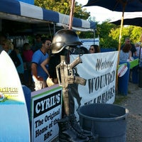Photo taken at Cyril's Fish House by Heavy on 8/9/2015