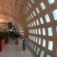 Photo taken at Terminal 2F by VASILIS T. on 2/21/2013