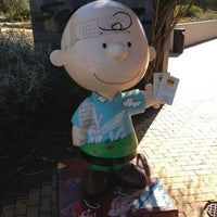 Photo taken at Charles M. Schulz Museum & Research Center by Robert W. on 2/3/2013